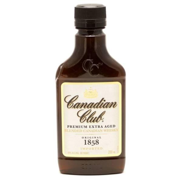 Canadian Club - Canadian Whiskey - 200ml