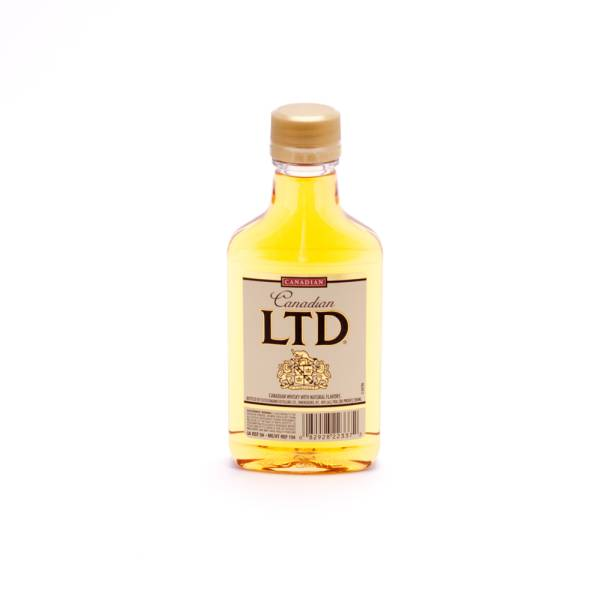 Canadian LTD - Whiskey - 200ml