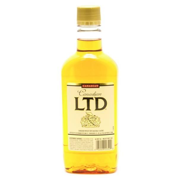 Canadian LTD - Whisky - 750ml