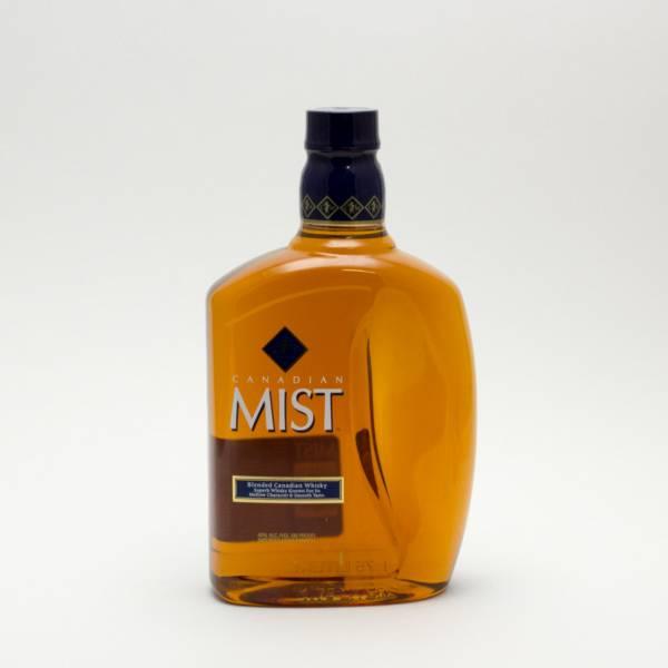 Canadian Mist - Blended Canadian Whisky - 1.75L