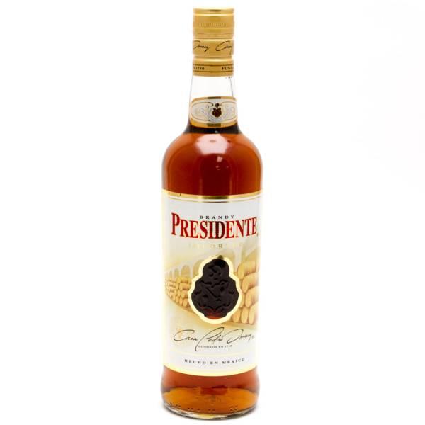 Casa Pedro Domecq - Presidente Imported Brandy - 750ml