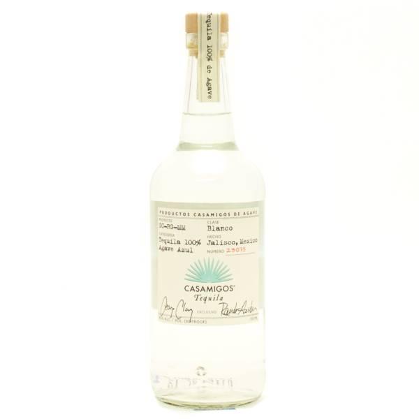 Casamigos - Blanco Tequila  - 750ml