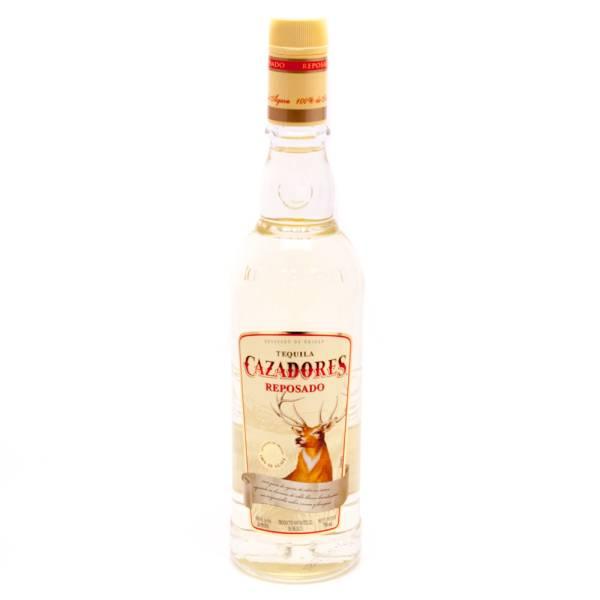 Cazadores - Reposado Tequila - 750ml
