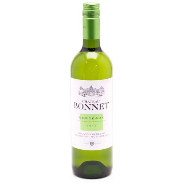 Chateau Bonnet - Bordeaux Sauvignon Blanc - 12% ACL - 750ml