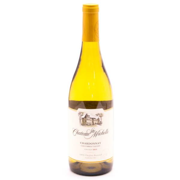 Chateau Ste Michelle - Chardonnay - Columbia Valley - 750ml