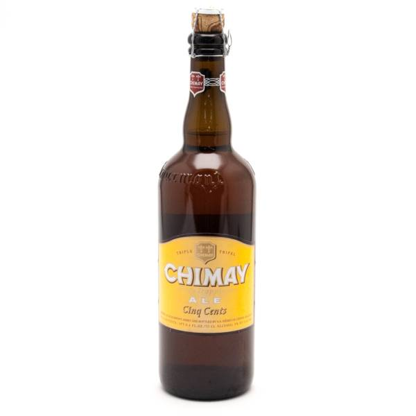 Chimay - Ale Cinq Cents - 750ml