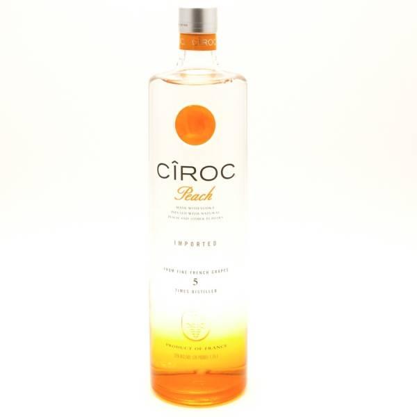Ciroc - Peach Vodka - 1.75L