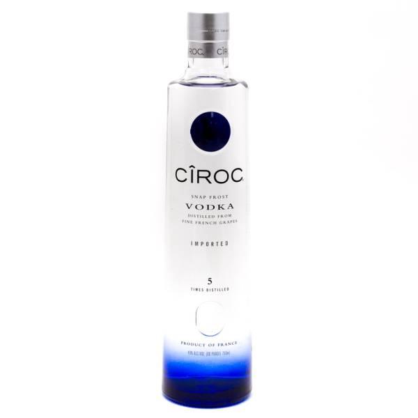 Ciroc Snap Frost Vodka 750ml Beer Wine And Liquor