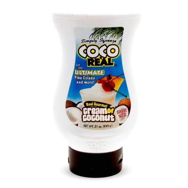 Coco Real - Cream of Coconut - 21oz