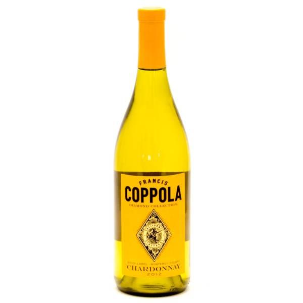 Coppola - Gold Label Monterey County Chardonnay 2012 - 750ml
