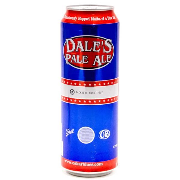 Dale's - Pale Ale Rocky Mountai Pale Ale - 1 Pint 3.2oz Can