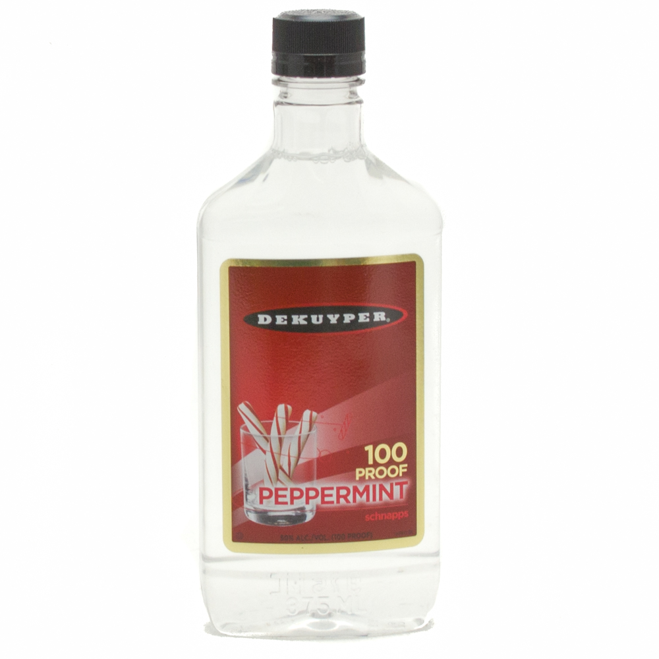 Dekuyper - 100 Proof - Peppermint Schnapps - 375ml