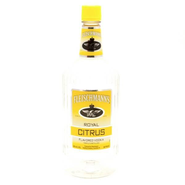 Fleischmann's - Royal Citrus Vodka - 1.75L