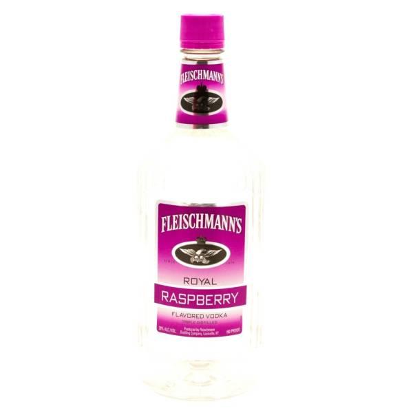 Fleischmann's - Royal Raspberry Vodka - 1.75L