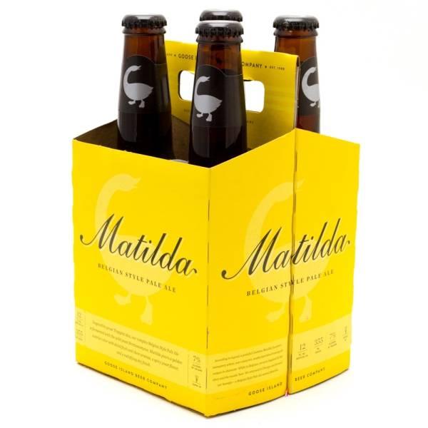 Goose Island - Sofie Belgian Style Farmhouse Ale - 12oz Bottle - 4 Pack