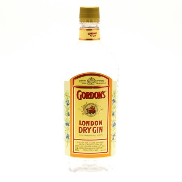 Gordon's - Dry Gin - 1.75L