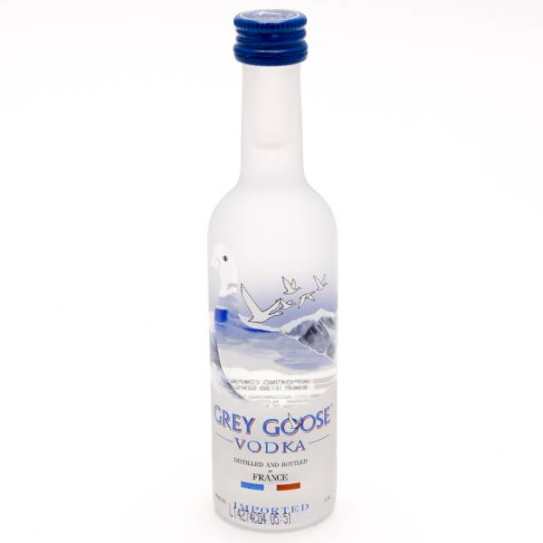 Grey Goose - Vodka - Mini 50ml