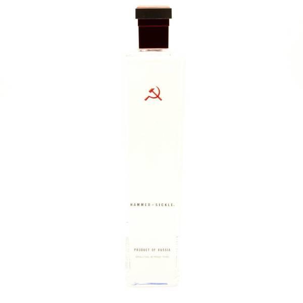 Hammer + Sickle Vodka - 750ml