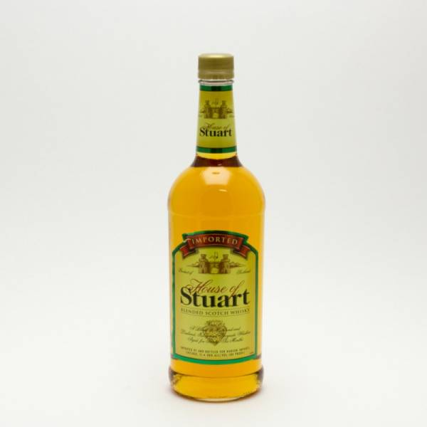 House Of Stuart - Blended Scotch Whisky - 1L