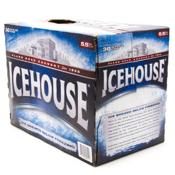 Delightful Ice House 30 Pack 12oz Cans