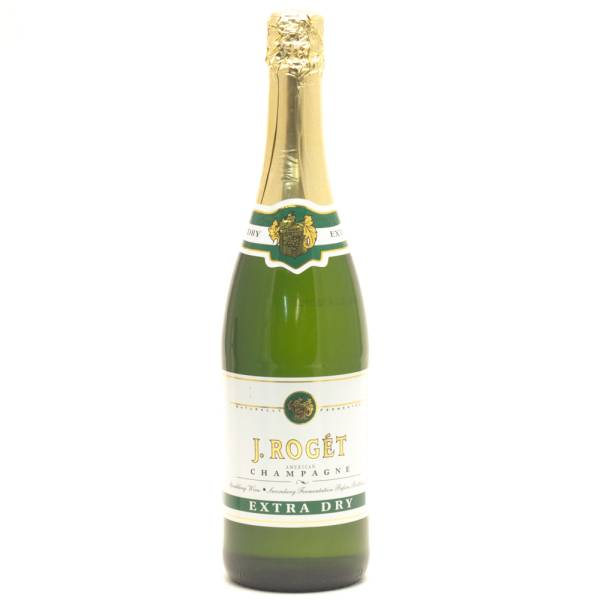 J. Roget - Extra Dry Champagne - 750ml