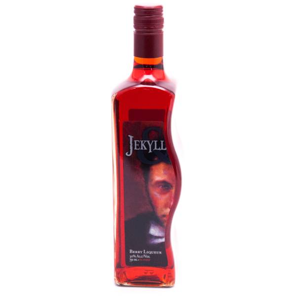 Jekyll - Berry Liqueur - 60 Proof - 750ml