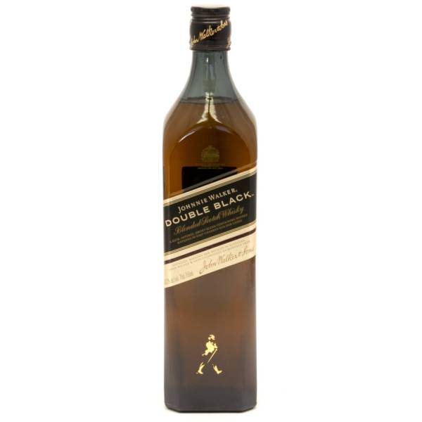 Johnnie Walker - Double Black - Blended Scotch Whisky - 750ml
