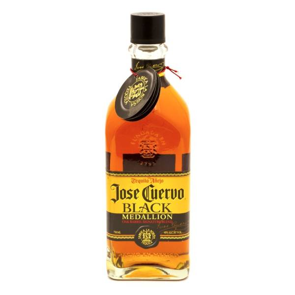 Jose Cuervo - Black Medallion Tequila - 750ml