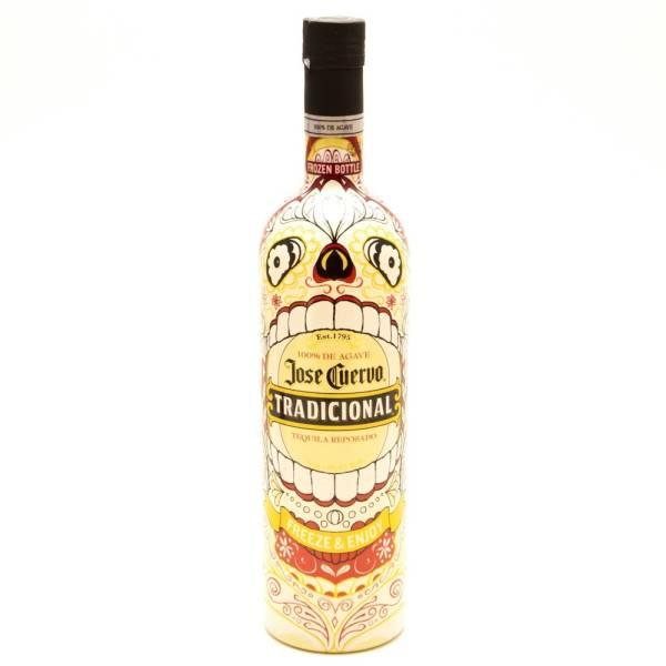 Jose Cuervo - Tradicional Tequila - Freeze and Enjoy - 750ml