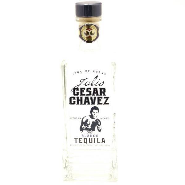 Julio Cesar Chavez - Reposado Tequila - 750ml