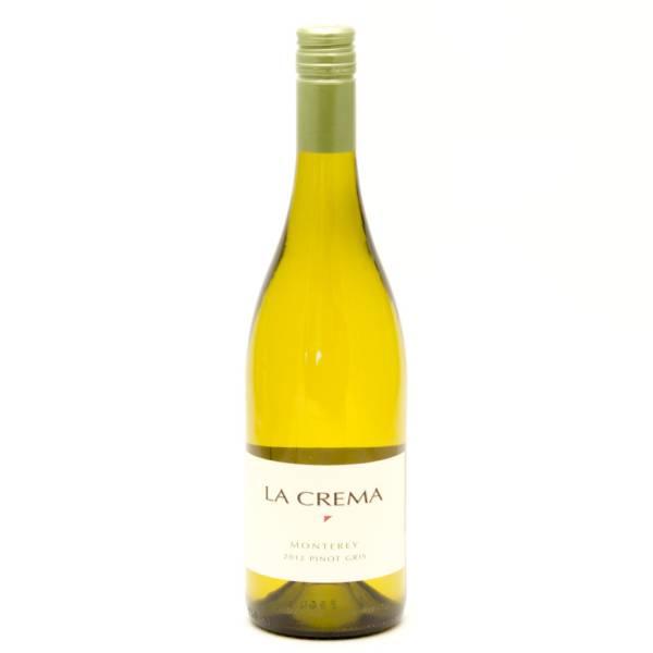 La Crema - Monterey 2012 Pinot Gris - 750ml