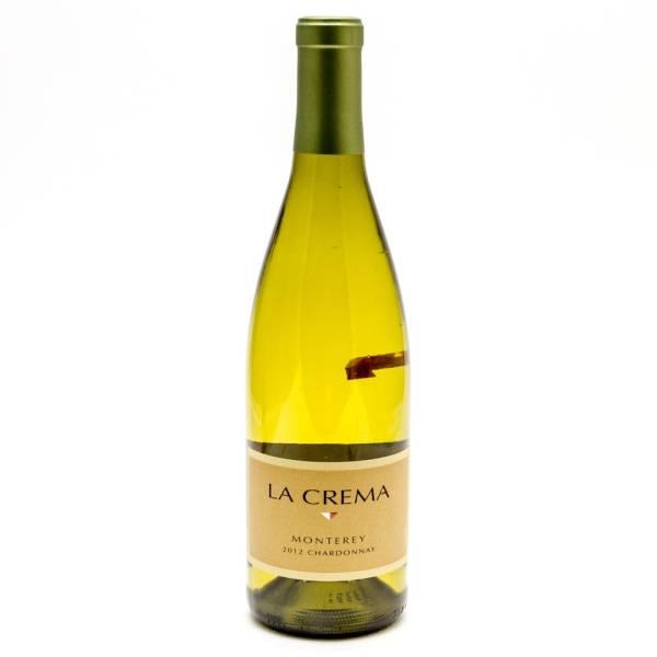 La Crema - Monterey Chardonnay 2012 - 750ml