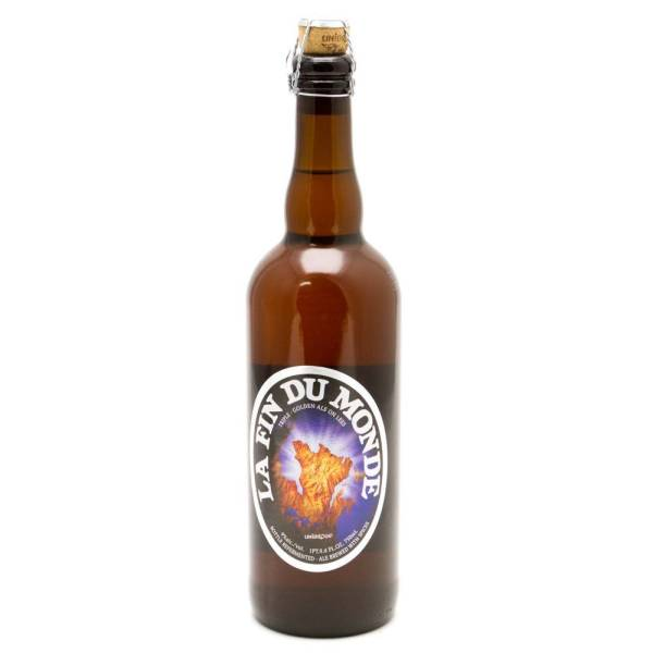 La Fin Du Monde - Triple Golden Ale - 25.4oz Bottle