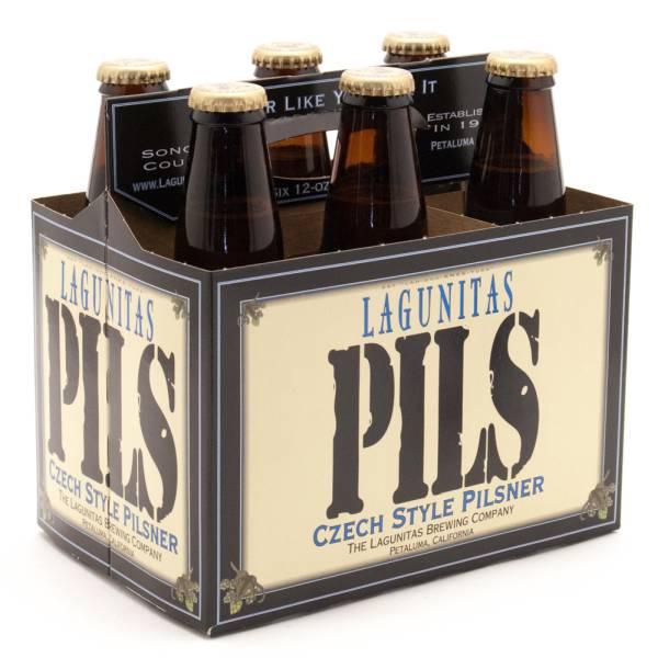 Lagunitas - Pils Czech Style Pilsner - 12oz Bottle - 6 Pack