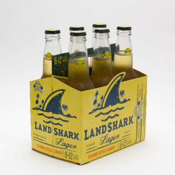 Land Shark - Lager - 12oz Bottle - 6 Pack