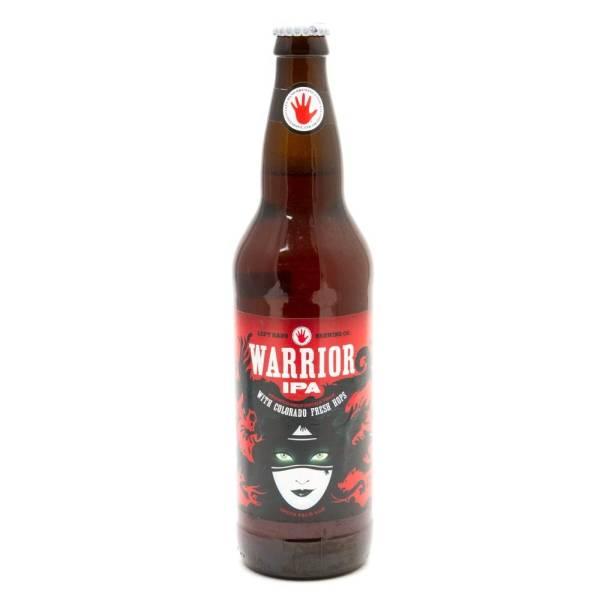 Left Hand - Warrior IPA - 22oz Bottle