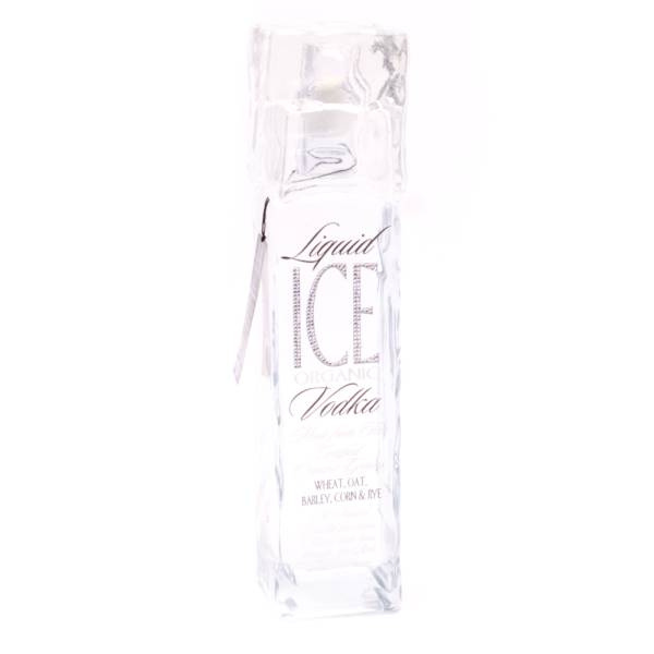 Liquid Ice - Organic Vodka - 80 Proof - 750ml