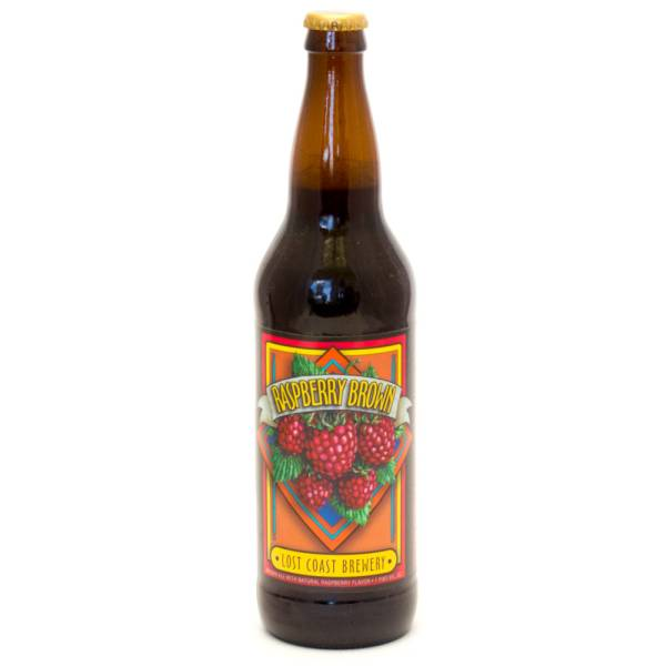 Lost Coast - Raspberry Brown Ale - 22oz Bottle