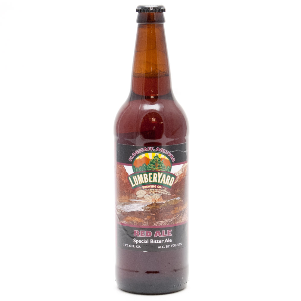 LumberYard - Red Ale Special Bitter - 1 PT