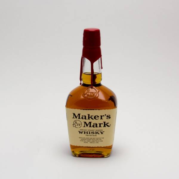 Maker's - Mark Kentucky Straight Bourbon Whisky - 750ml