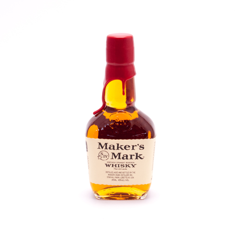 Maker's - Mark Kentucky Straight Bourbon Whisky - 90 Proof - 375ml