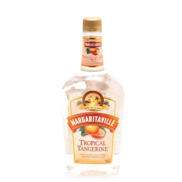 Margaritaville - Tropical Tangerine Liqueur - 70 Proof - 750ml