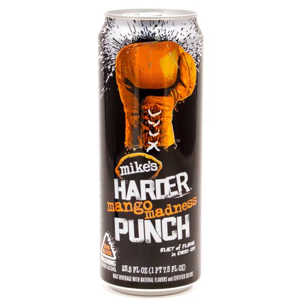 Mike's - Harder Mango Madness Punch - 23.5oz Can