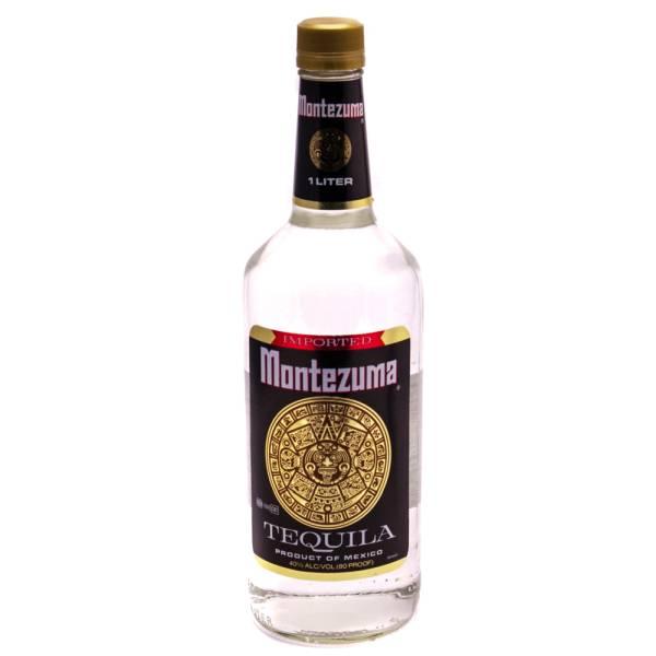Montezuma - Tequila - 80 Proof - 1L