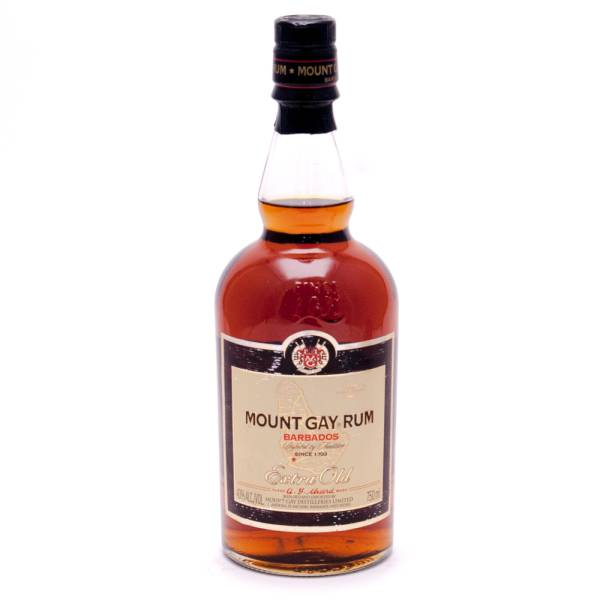 Mount Gay - Rum Extra Dry - 750ml