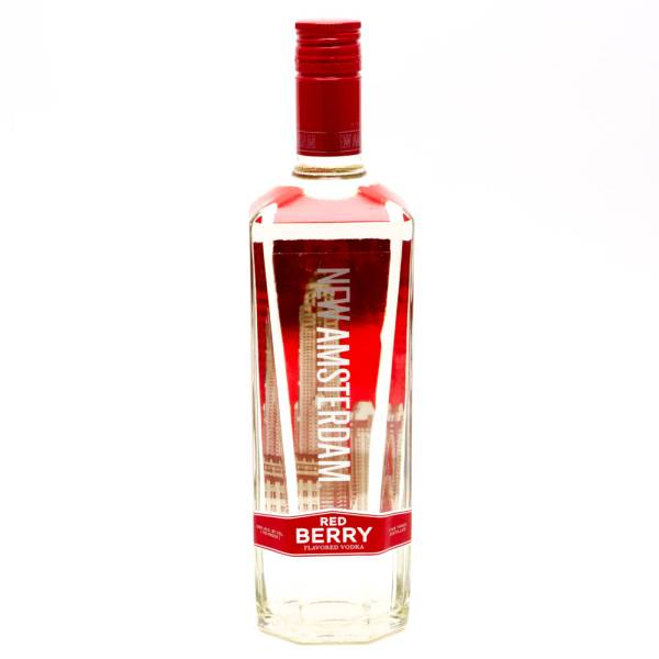 New Amsterdam - Red Berry Vodka - 750ml