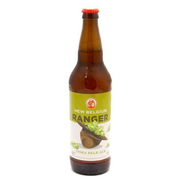 New Belgium - Ranger India Pale Ale - 22oz Bottle