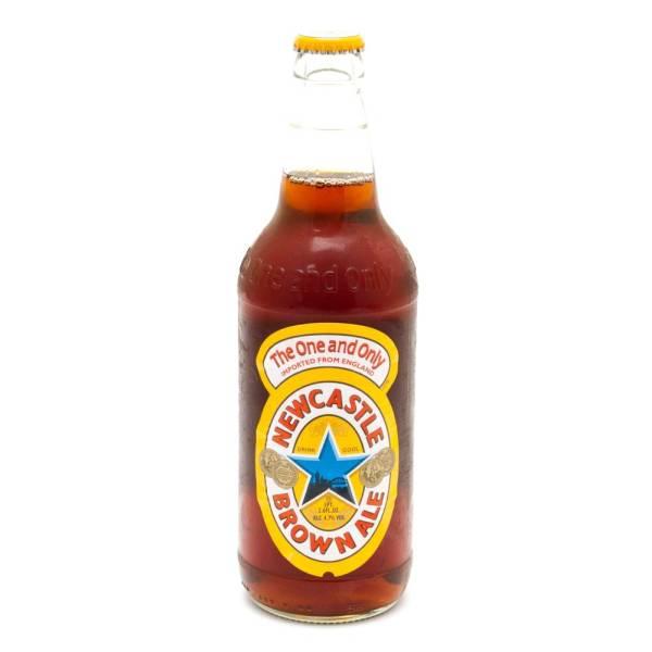 Newcastle - Brown Ale - 18.2oz Bottle