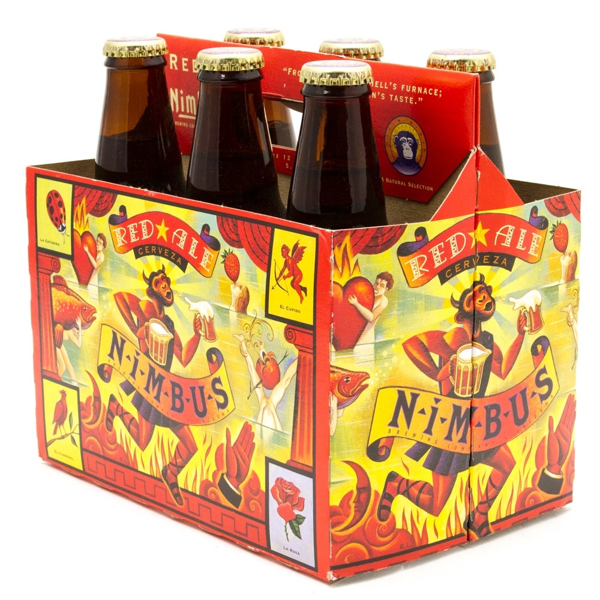 Nimbus - Red Ale - 12oz Bottles - 6 pack