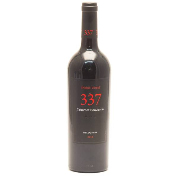 Noble Vines - 337 - Cabernet Sauvignon - 750ml